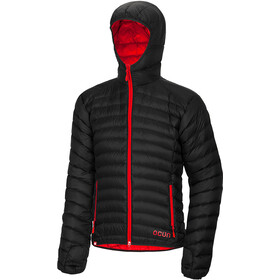 Ocun Tsunami Down Jacket Men black/red